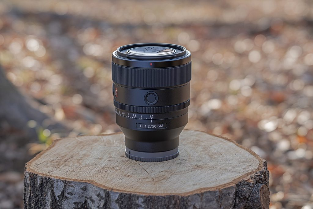Sony Intros Compact, Lightweight and Fast Sony FE 50mm F1.2 G Master Lens