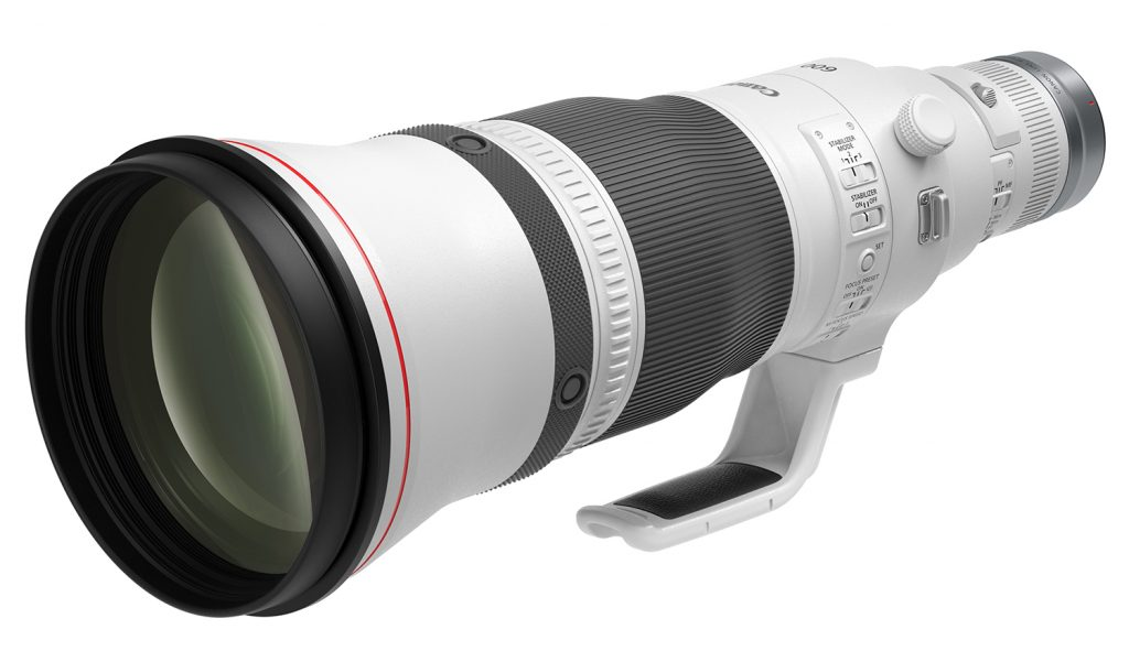 Canon Intros Three RF Lenses: 100mm F/2.8 Macro, 400mm F/2.8 and 600mm F/4