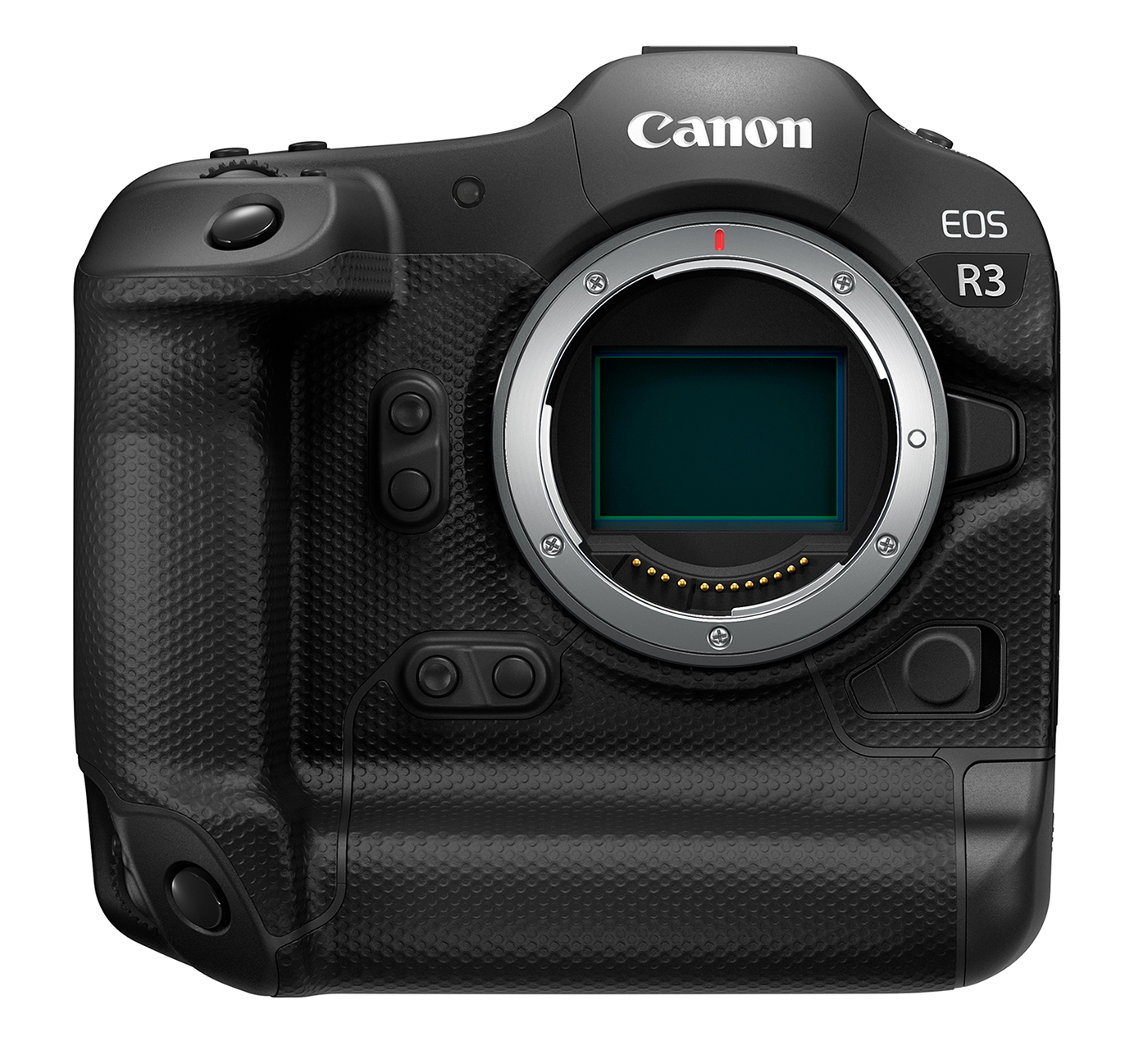 Photo of Canon R3 sensor