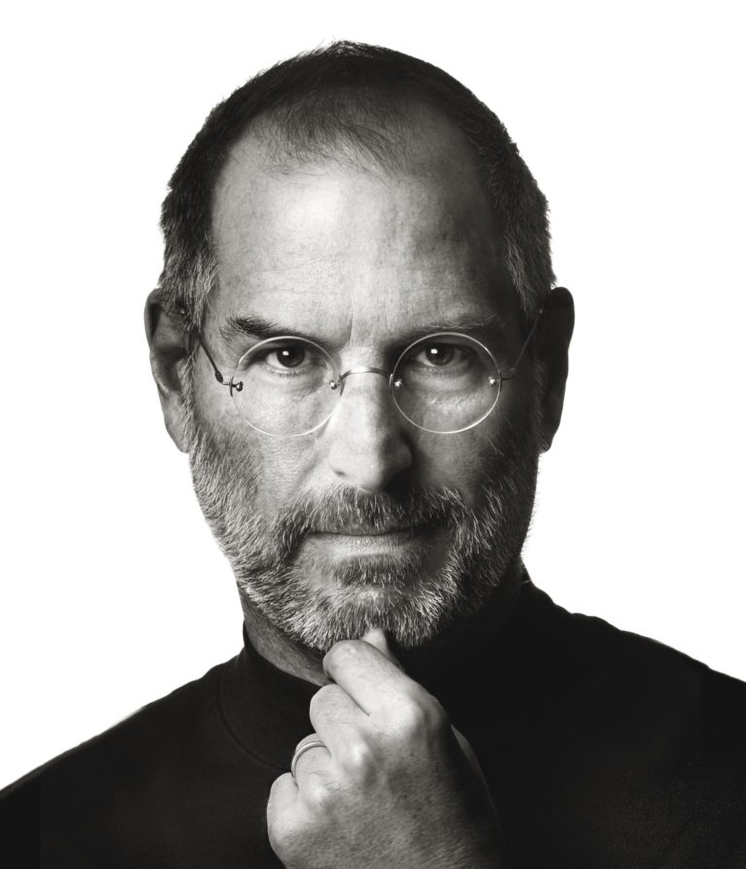 Photo of Steve Jobs by Albert Watson