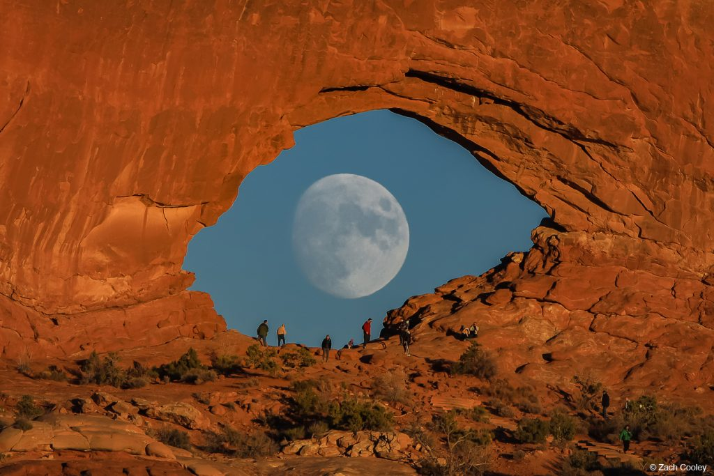 How I Made It: The Story Behind Zach Cooley's Moon Shot