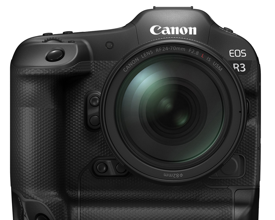 New Canon EOS R3 Coming Soon