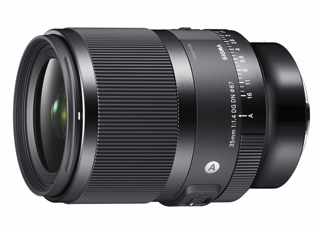 Sigma Announces 35mm F1.4 DG DN Art Lens