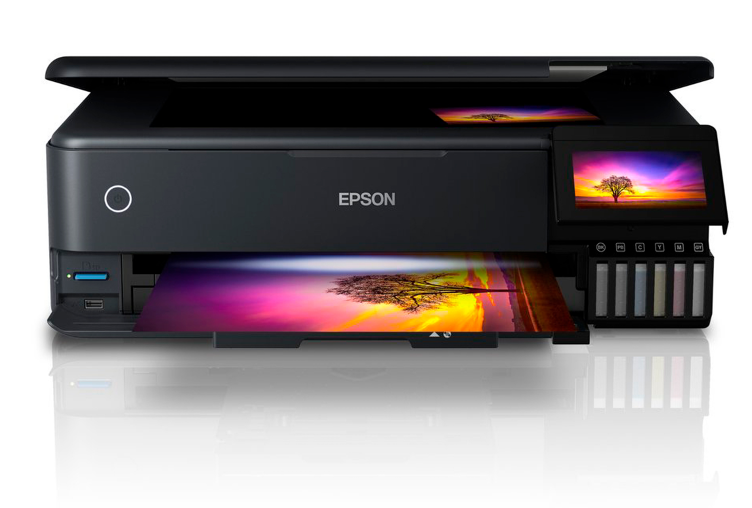 Photo of Epson ET-8550 printer