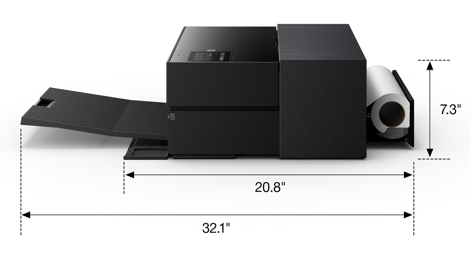Photo of Epson P700 dimensions