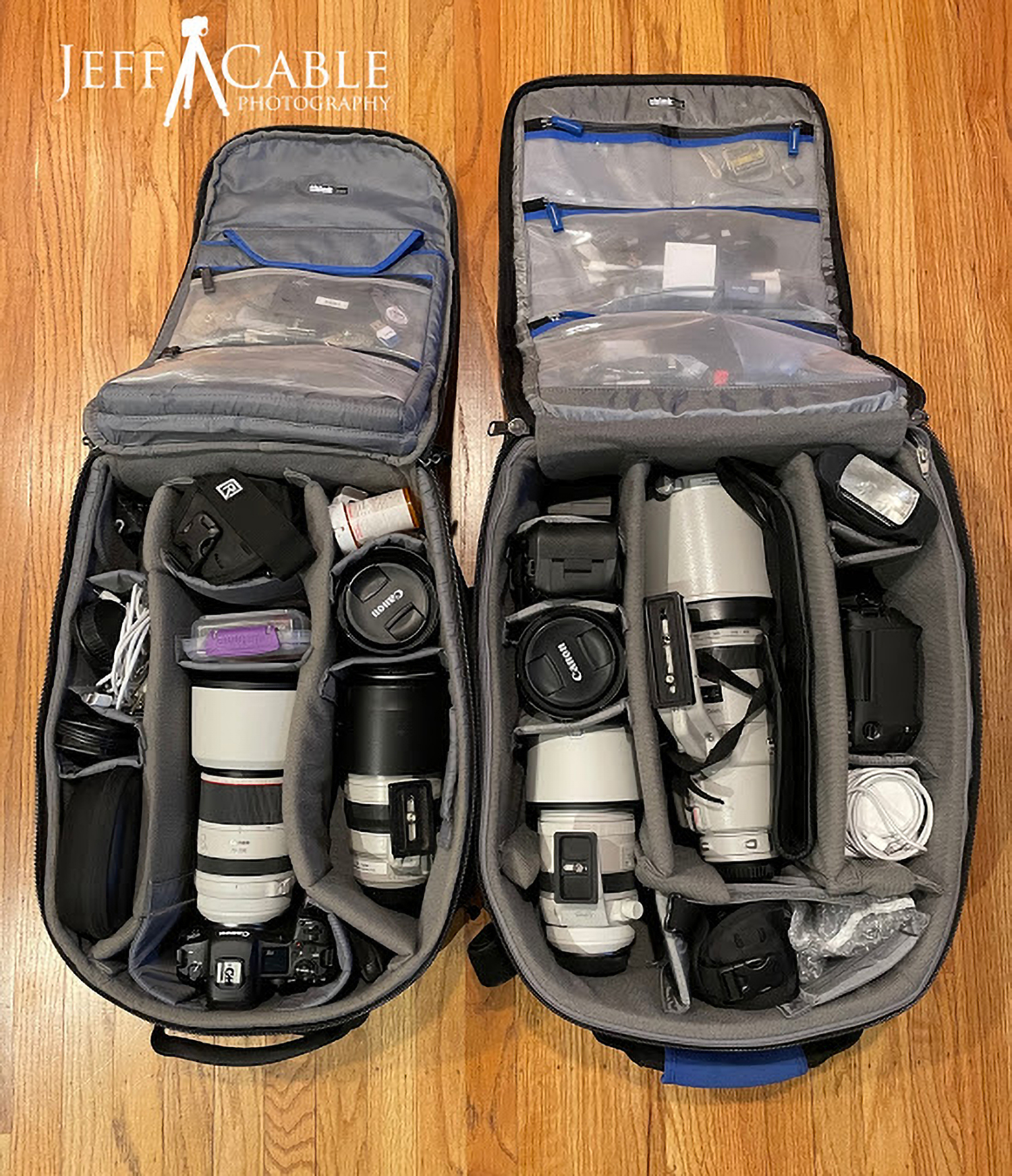 Photo of Olympic gear photo bag