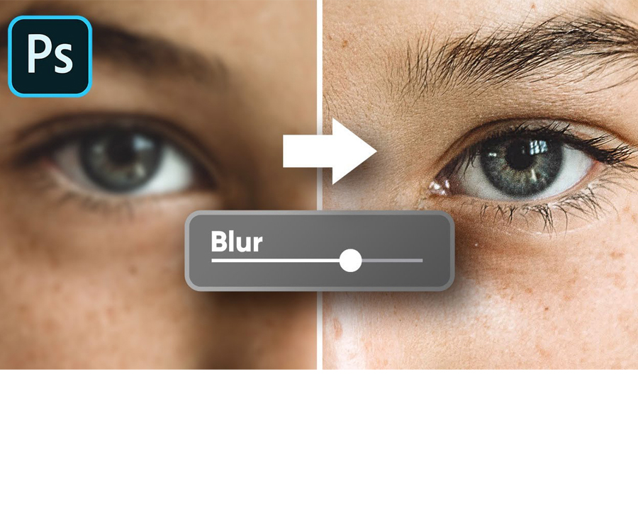 Sharpen Images By Blurring Them