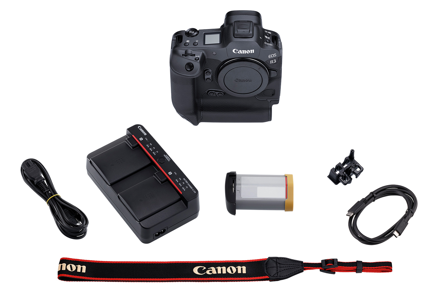 Photo of Canon R3 kit