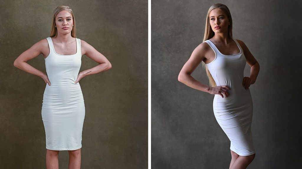 How to Pose Female Clients for Flattering Portraits