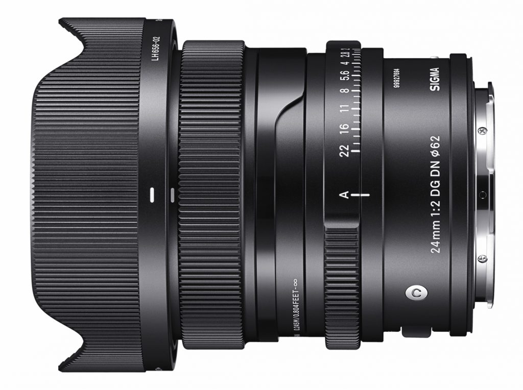 Sigma Unveils 24mm F2 and 90mm F2.8 Lenses