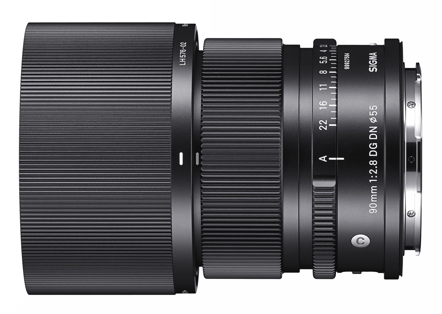 Photo of Sigma 90mm lens