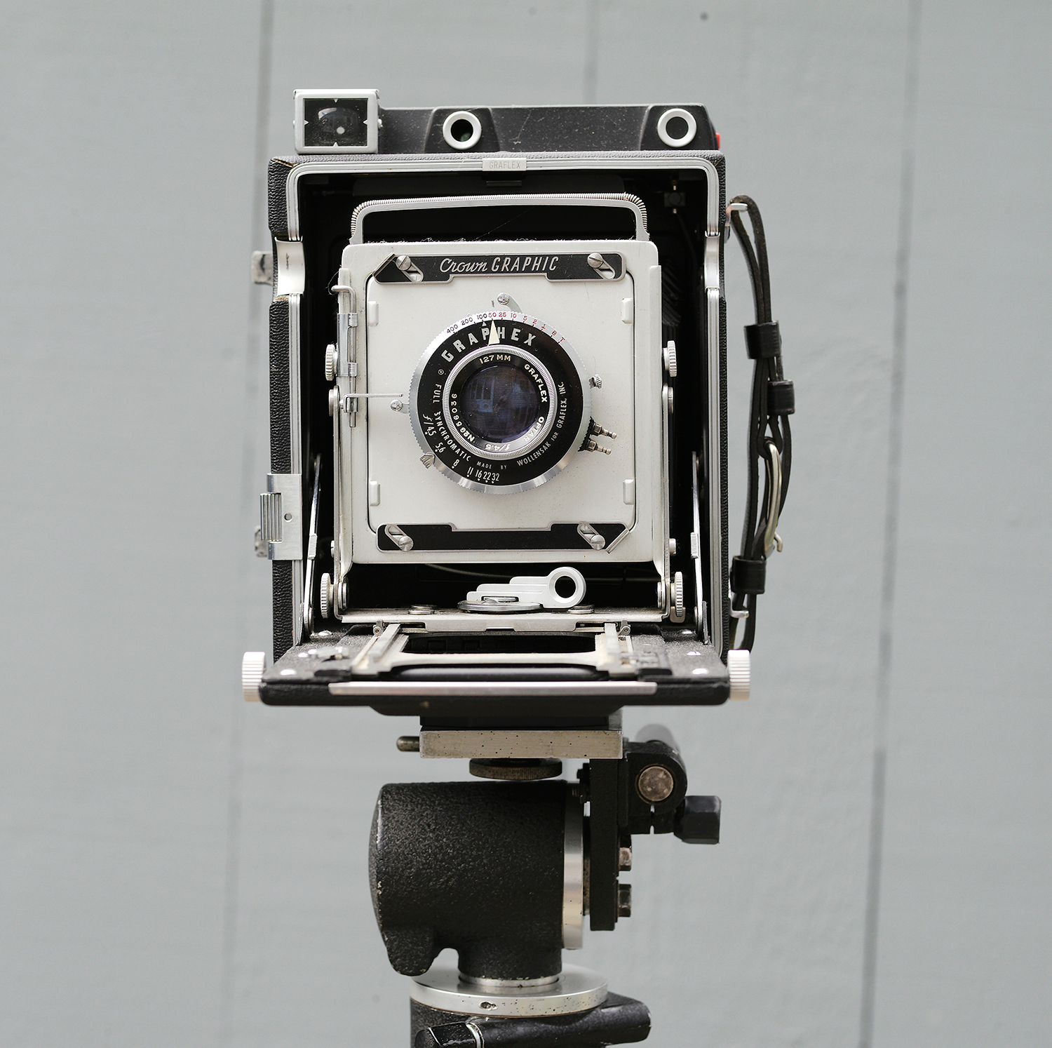 Photo of a view camera