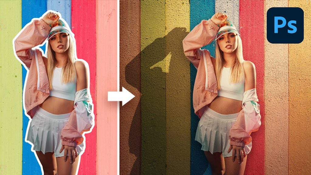 Make a Realistic Background in Photoshop in 5 Steps