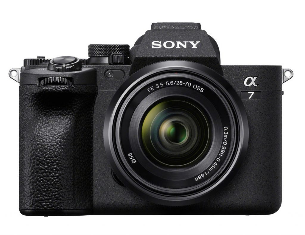 Sony Intros A7 IV Low-End Full Frame Camera with High-End Features