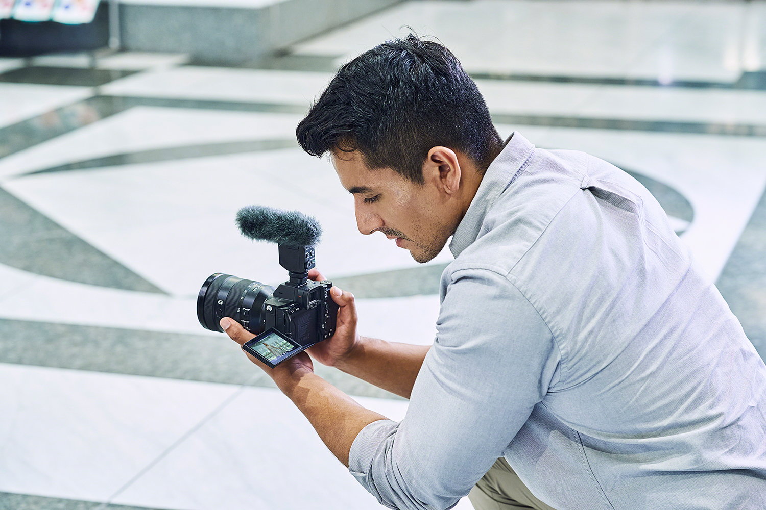 Photo of Sony A7 IV video