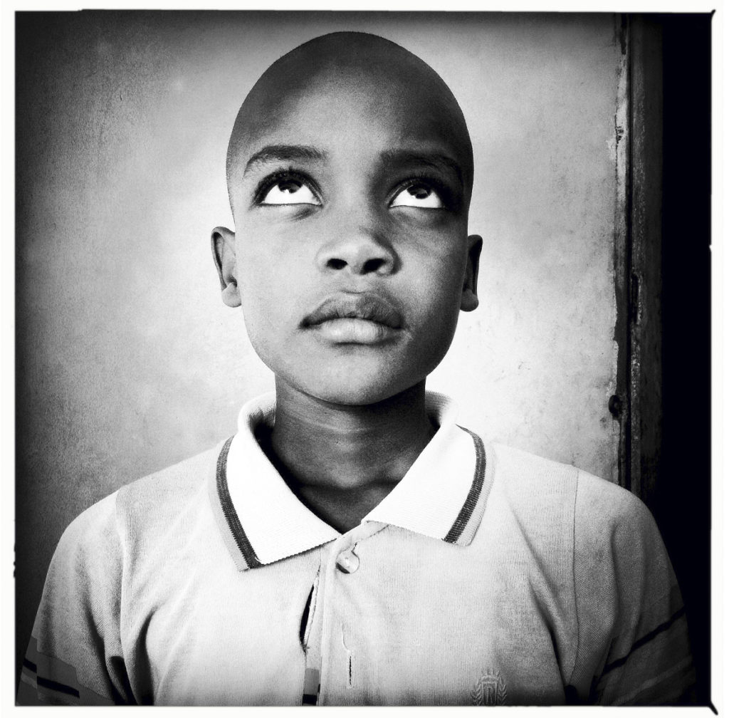 School boy, Leogane, Haiti