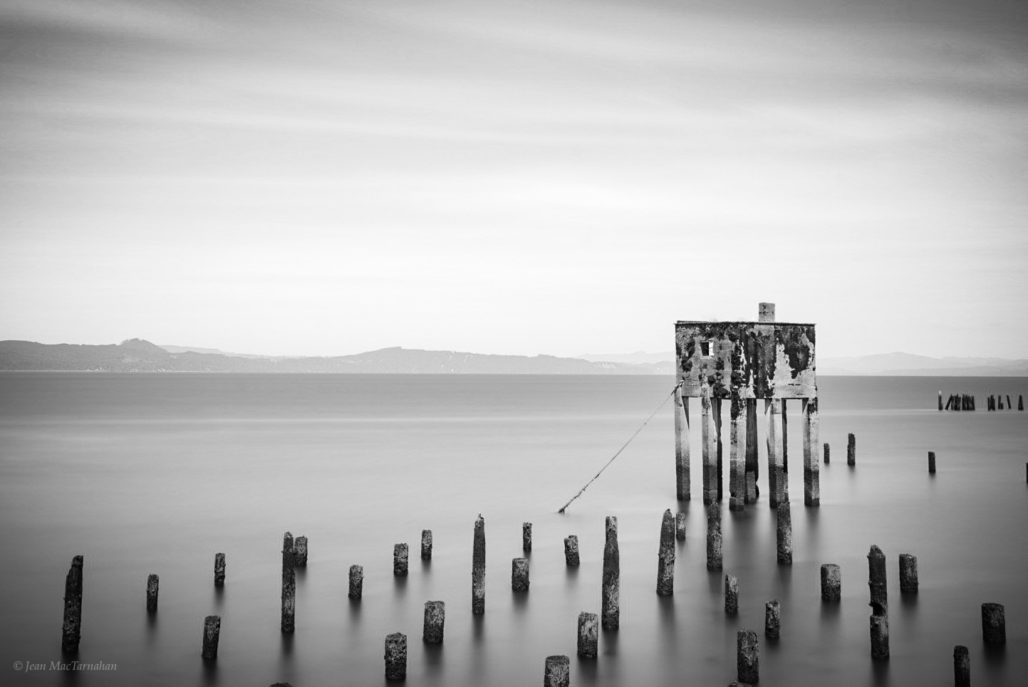 Old Piers – Astoria, Oregon