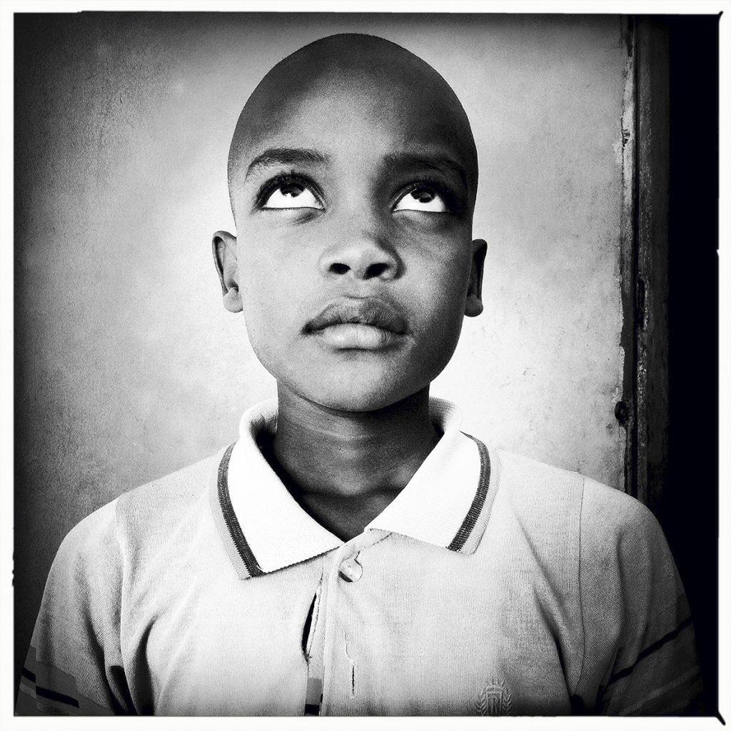 School boy, Haiti