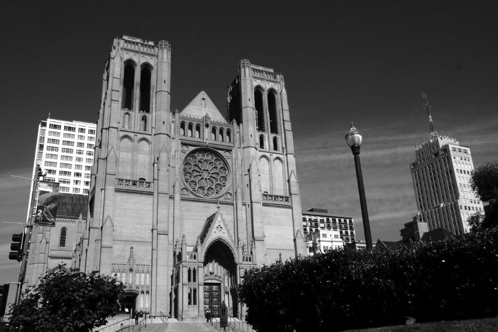 Grace Cathedral San Francisco